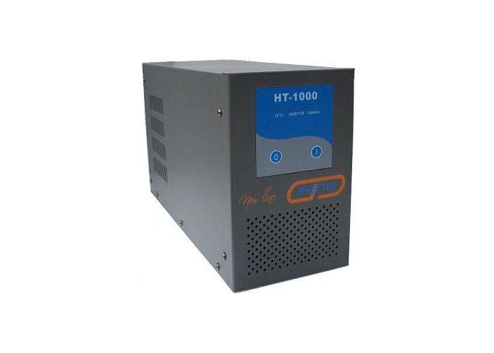 Преобразователь постоянного тока в переменный, встроенный стабилизатор входного напряжения, чистая синусоидальная...